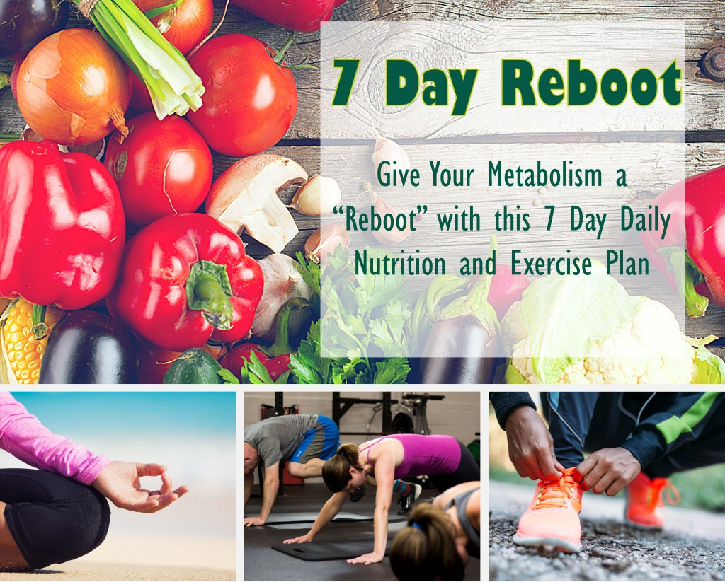 7 Day Reboot